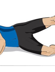 Gluteus medius strengthening exercises