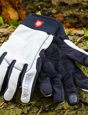 Good gloves will keep your hands warm enough to operate your bike