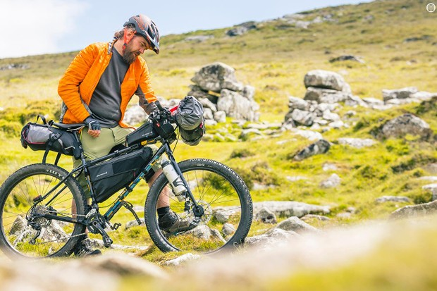 Bikepacking is the perfect way to get away for a few nights into the wild