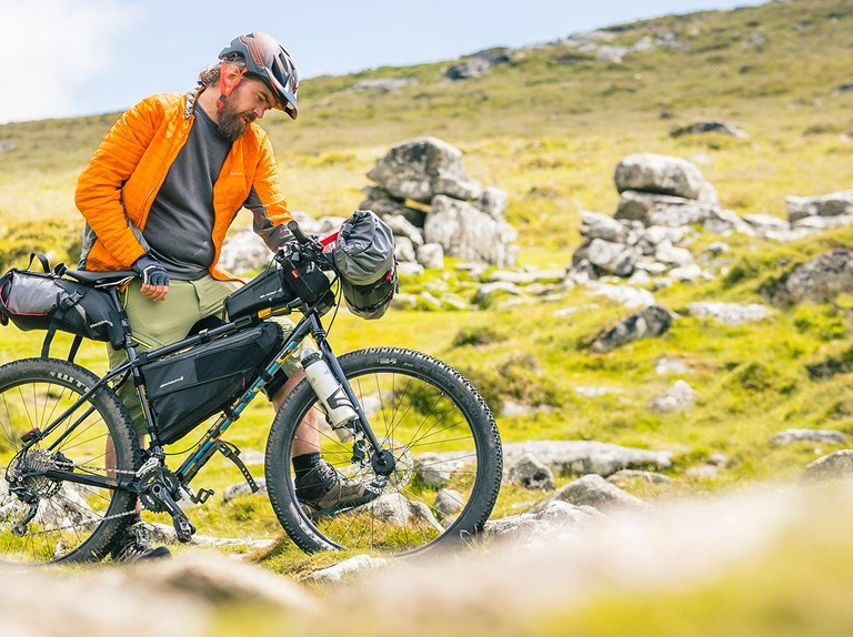 Here's what you need for a bikepacking adventure