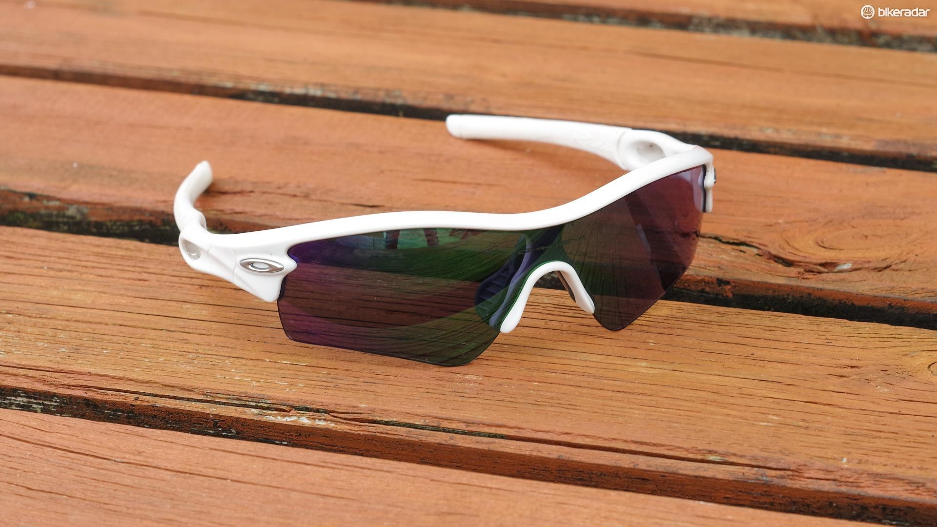 My Oakley Radars have had a hard life, but they're just so good