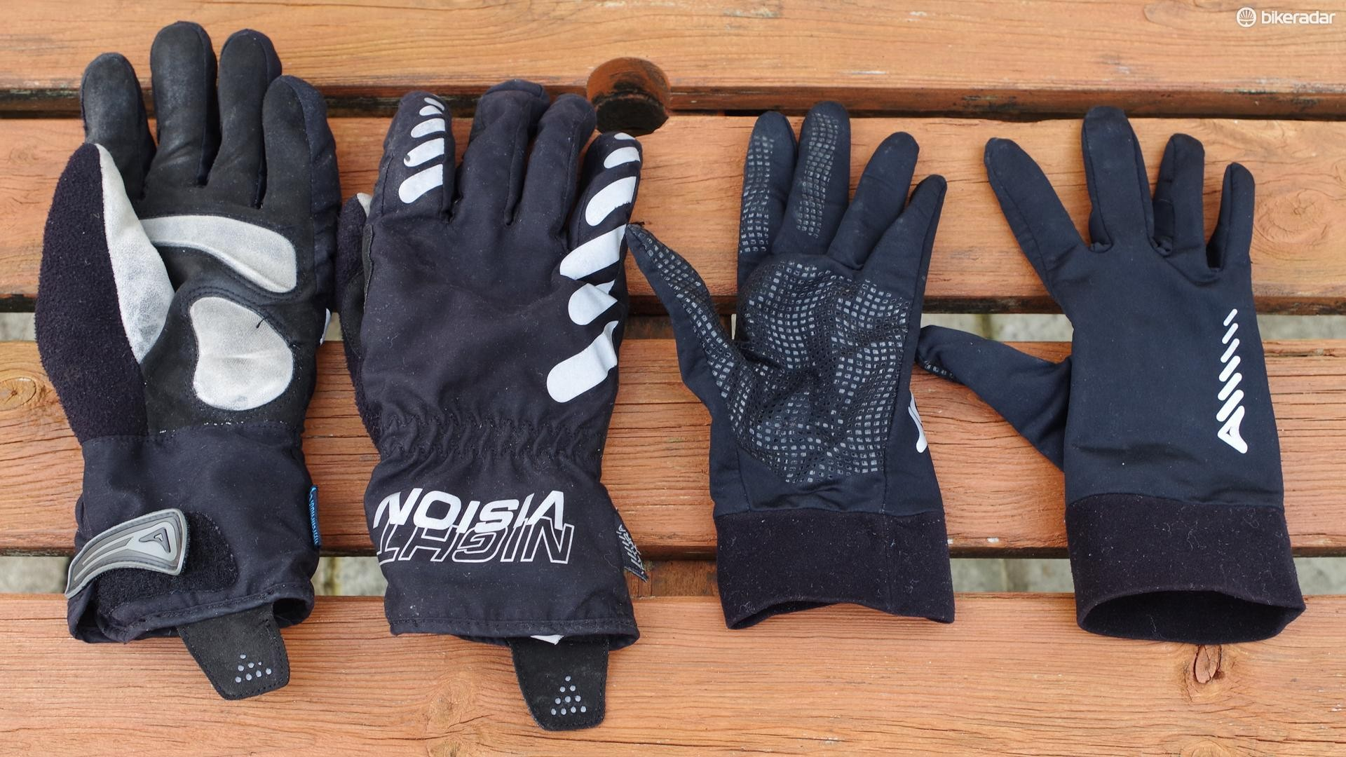 Altura's Nightvision gloves have seen me through the darkest of days
