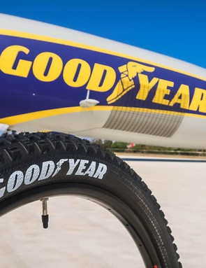 Goodyear is rolling out a complete line of cycling tires