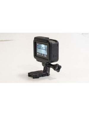Menu and usability is identical to the previous generation camera, the HERO5 Black