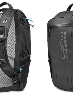 The new GoPro Seeker backpack includes two integrated mounts plus room for a hydration bladder or laptop in addition to organized storage
