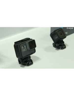 GoPro just released the Hero 5 Black (left) and Session (right), and they could be a great alternative to the top-end Garmin