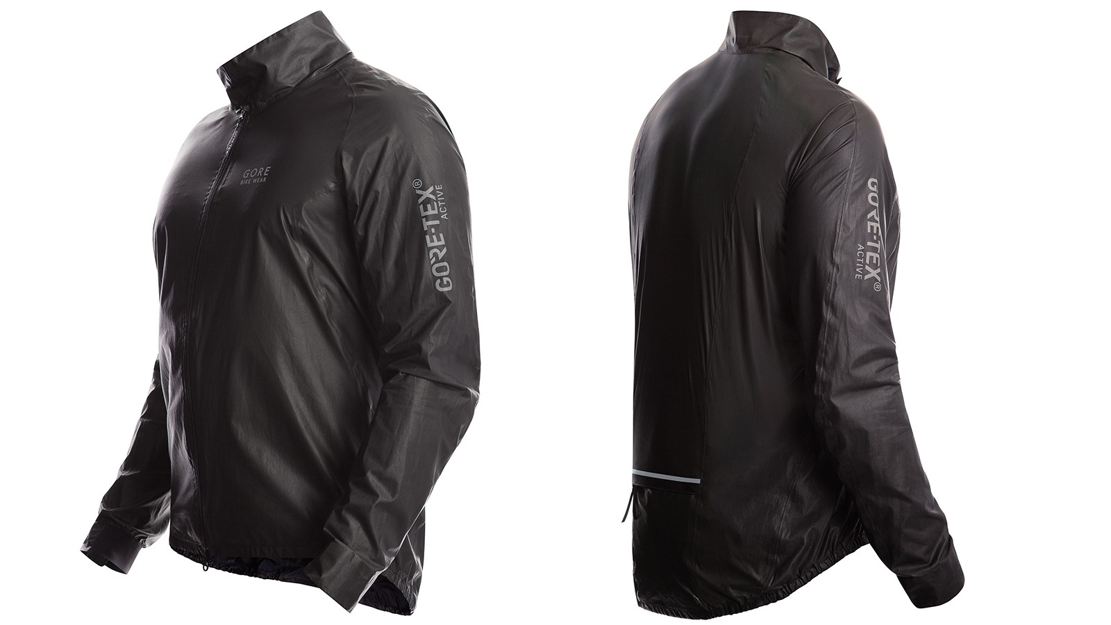 The new Gore One 1985 is the latest hyper-light rain jacket with Gore's Active fabric