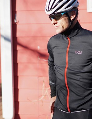 Gore's Windstopper fabric is hard to beat for many applications