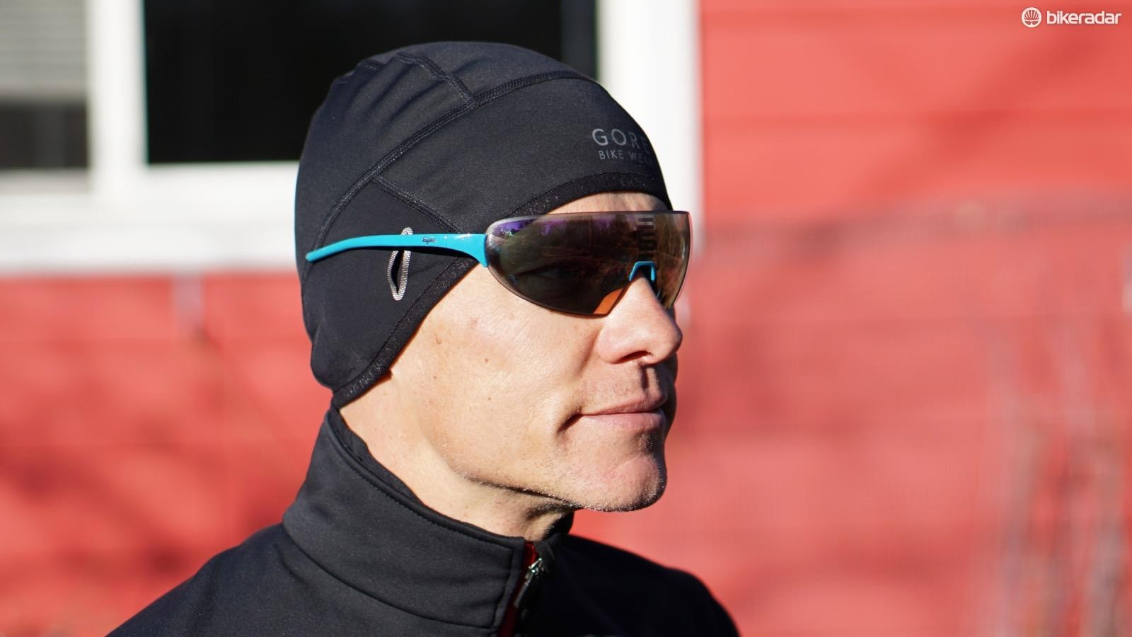 The Gore Universal SO Thermo Helmet Cap is easily my favorite winter hat