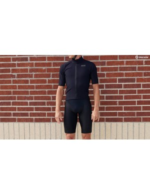 The Oxygen Classics Windstopper Jersey is a solution for riding in 40-60°F/4-15°C temps... and leaving the vest and jacket behind