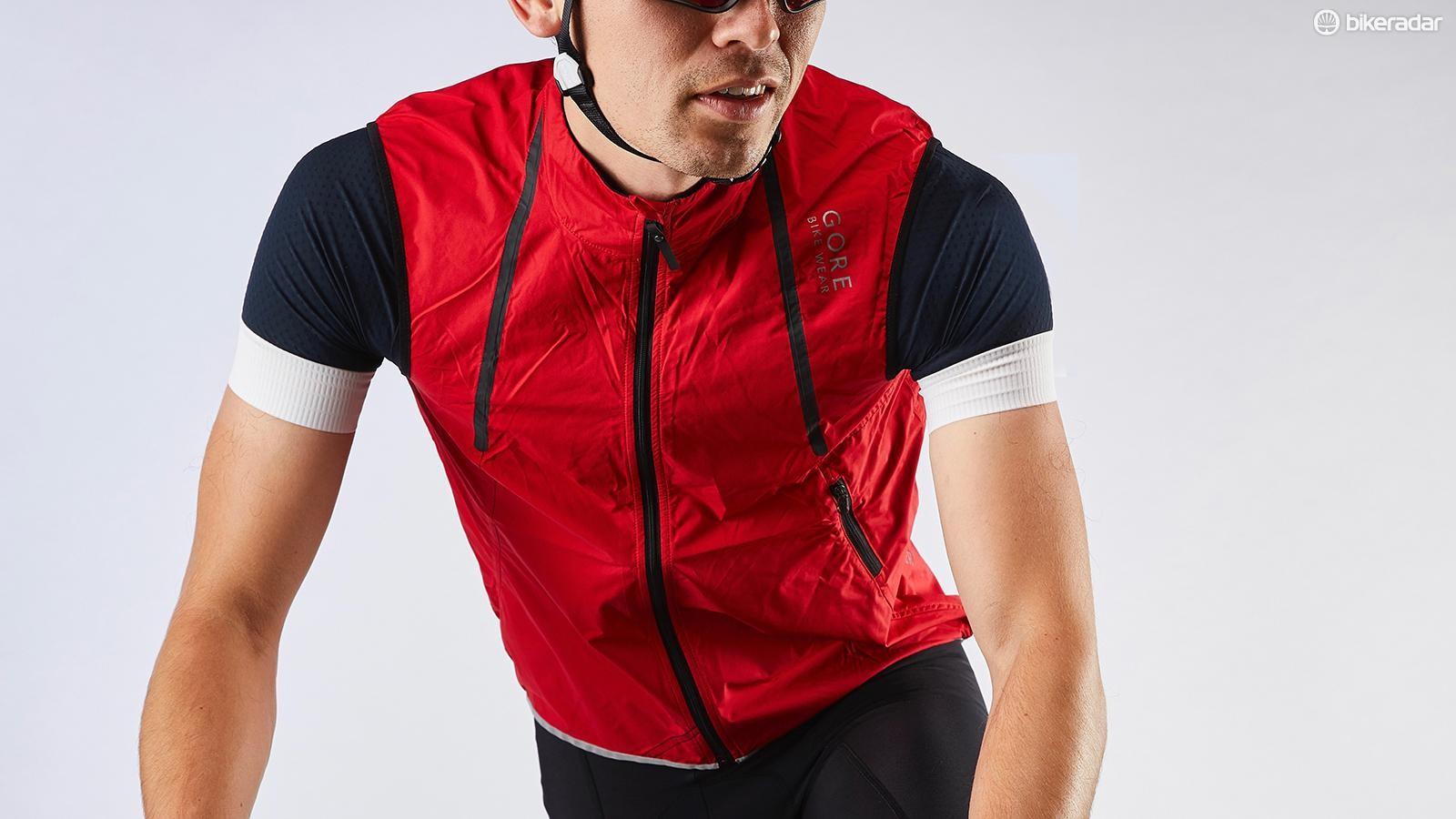 Gore's Oxygen WS AS Light Vest