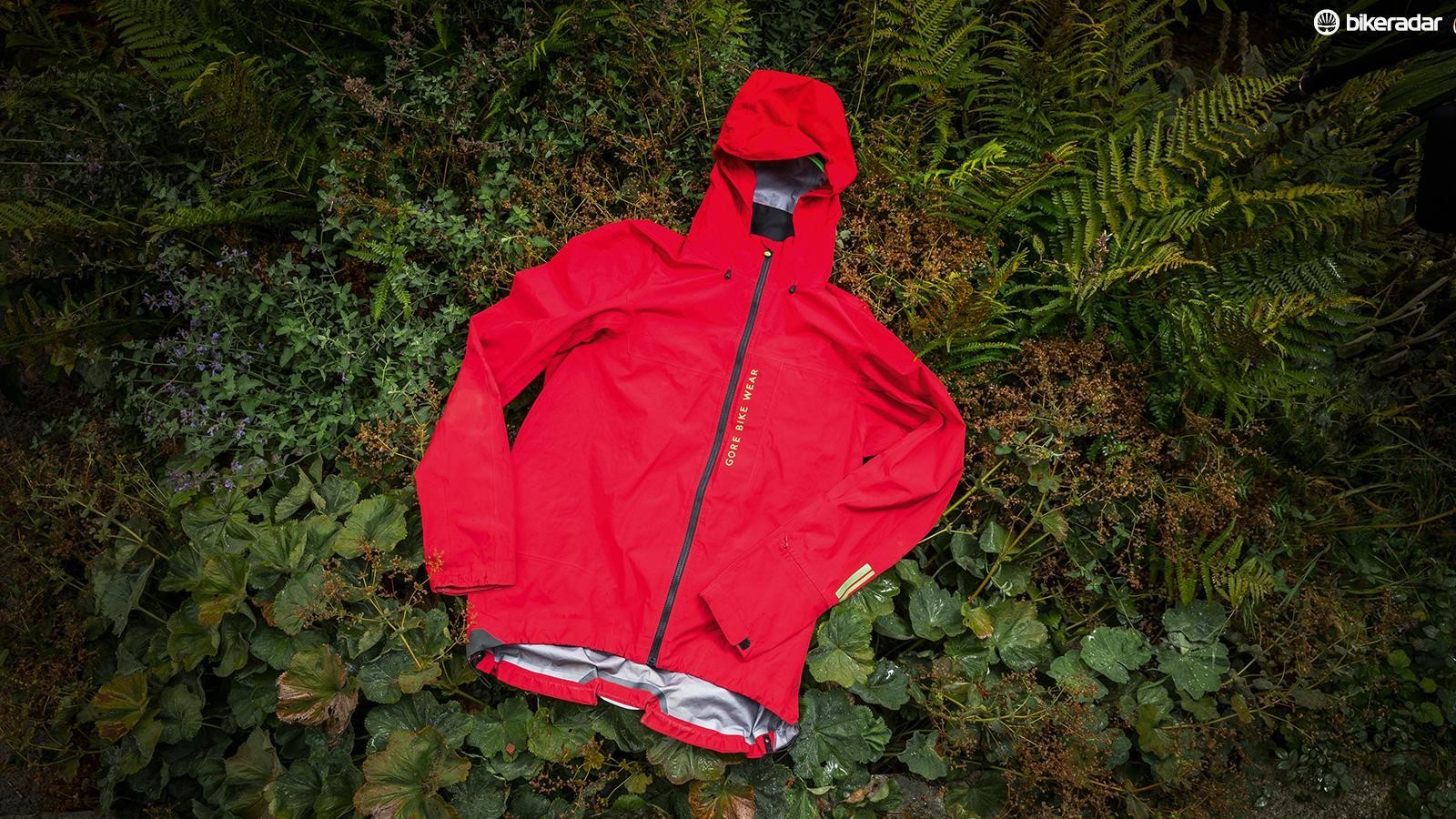 Gore's Power Trail is the best mountain biking jacket money can buy