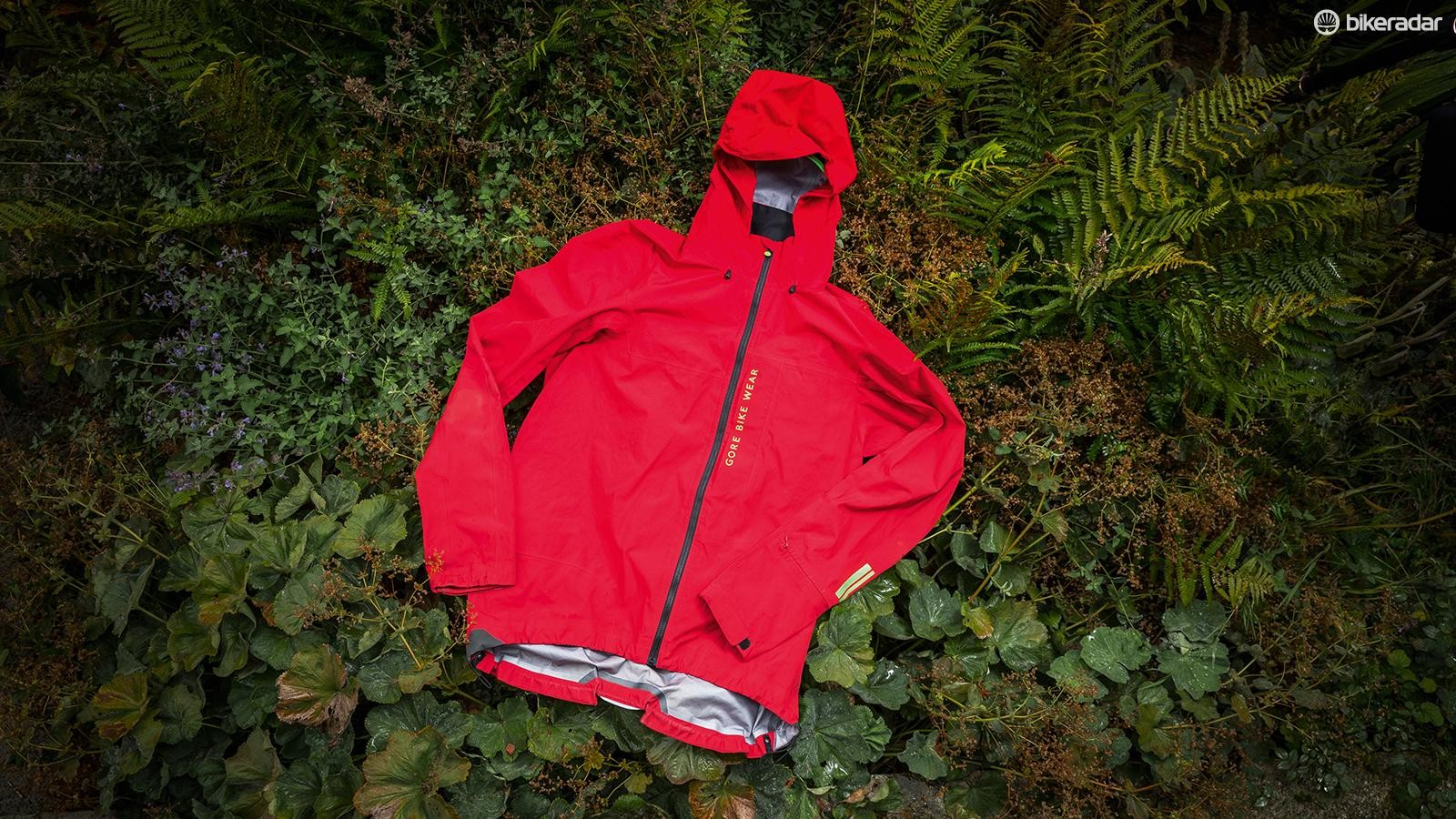 Gore's Power Trail GT Active jacket