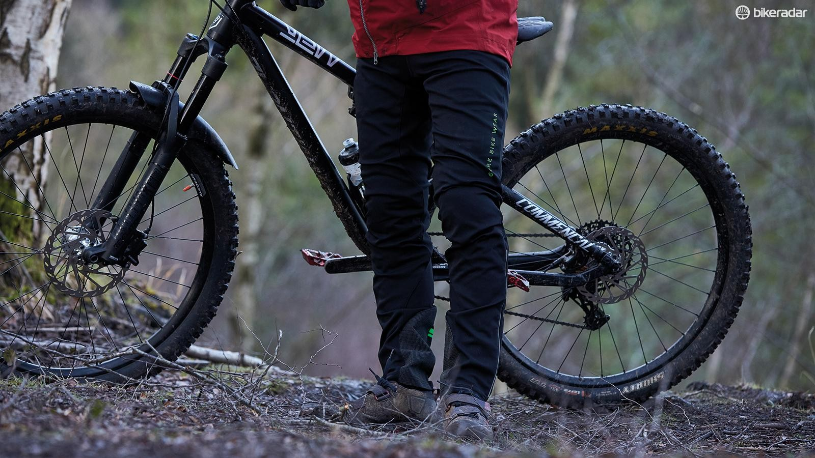 Gore Power Trail WS riding trousers