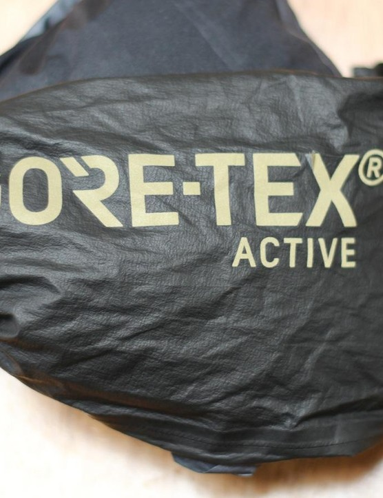 The new Active fabric is remarkably thin