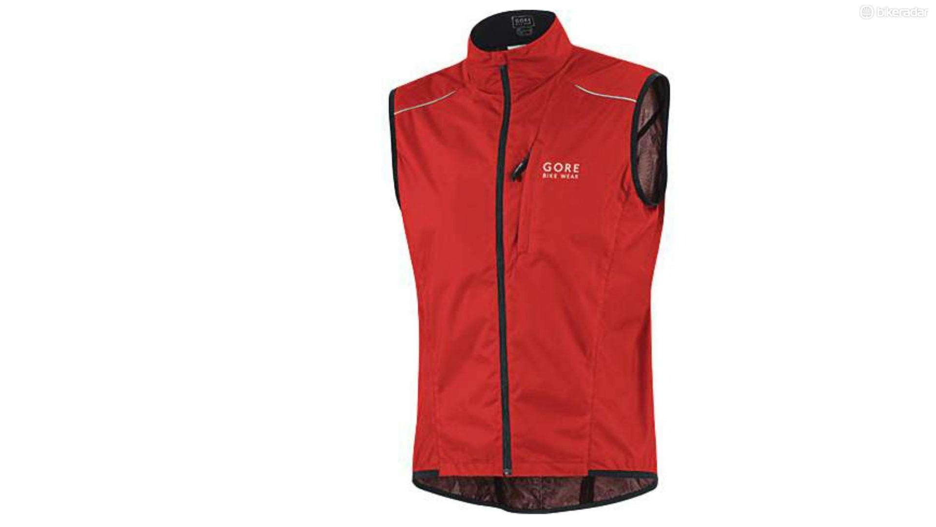 Gilets are perfect for when it's too warm for a full jacket, but too cold to not wear an outer layer