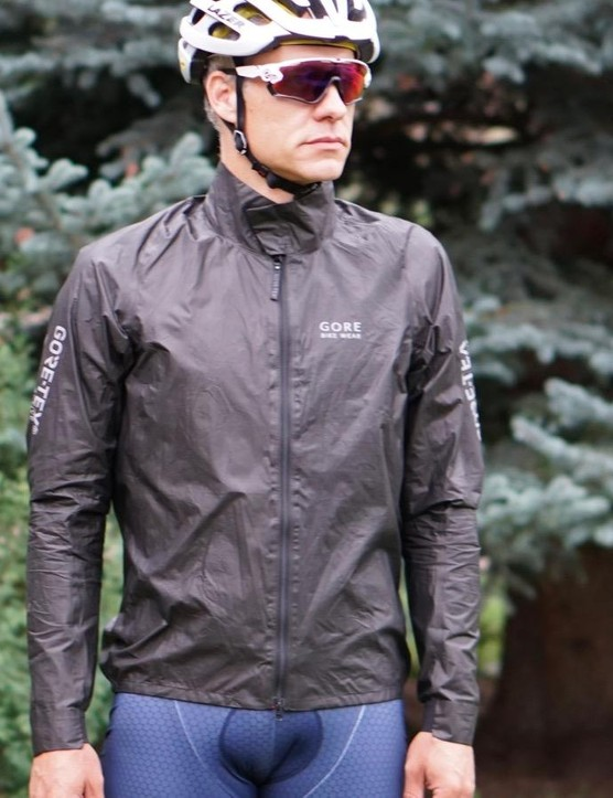 Shakedry jackets are the pinnacle of what's available at the moment