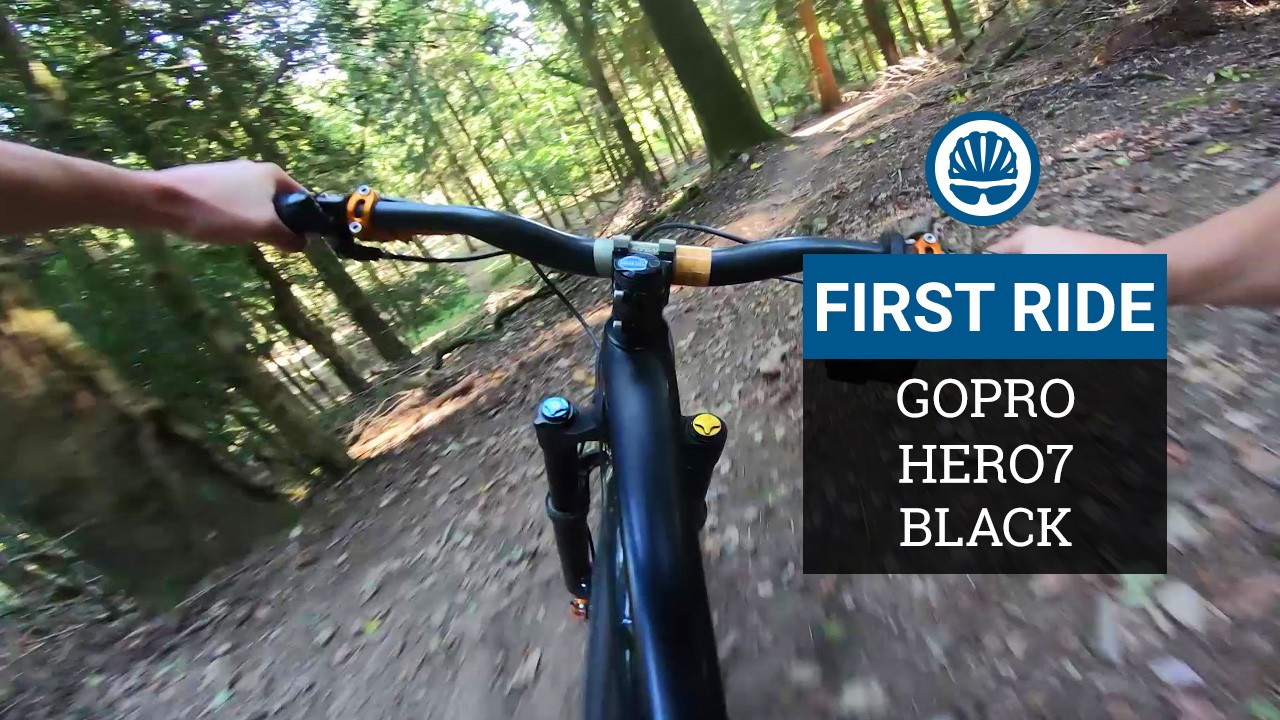 Is GoPro's Hero 7 any good for mountain biking? We put it to the test