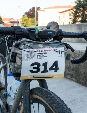 ... and allow for good race number placement