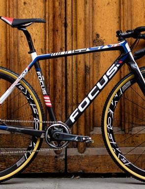 ...but look better on my cross bike