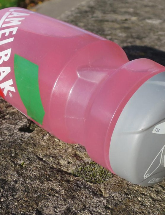 CamelBak's Podium bottles are leak free and easy to clean