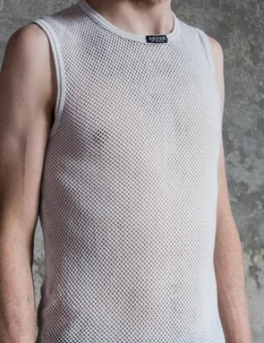 The Brynje vest is the only base-layer you'll need, even if the looks split opinion