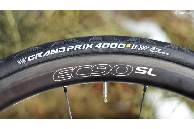 The Continental GP4000S II is a staff favourite for good reason