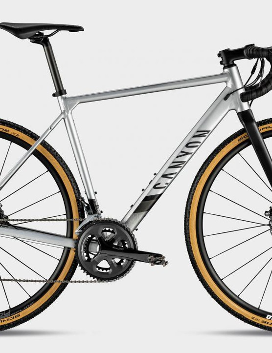 The entry-level Grail AL 6.0 comes with Shimano Tiagra gearing