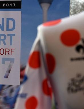 Next year's Tour will depart from Düsseldorf on July 1, 2017