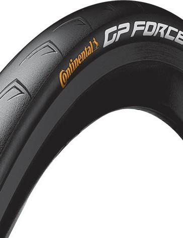 The new Force III is a rear-wheel-only road tyre in 25mm width