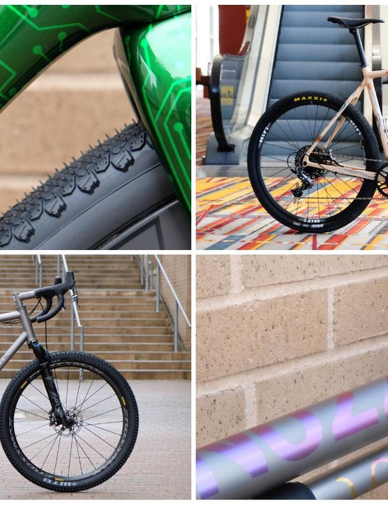 Gravel bikes stole the spotlight at the North American Handmade Bicycle Show this year