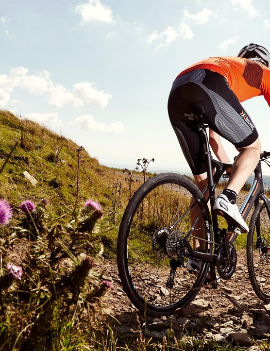 For some riding, discs are the obvious choice