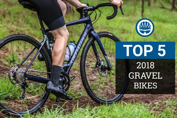 Great gravel bikes abound for 2018. Here are five of the best