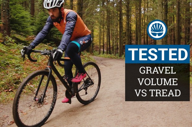 We tested three different gravel tyres to find out which is fastest