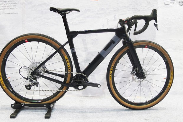 3T's Exploro, Gerard Vroomen's aero-road-plus machine that builds on the success of his ground breaking Open U.P.
