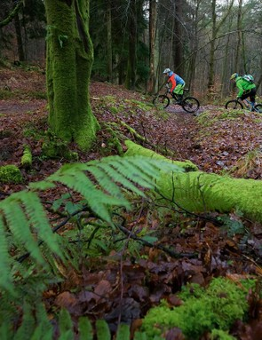 Remember to look after your trails- don't drop litter, don't chew up trails in bad weather, don't ride trails when they're closed and don't cut corners to achieve that loned for QOM or KOM on Strava