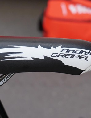The Turbomatic was a popular saddle years ago, going back to the days when Jan Ullrich was the big German star