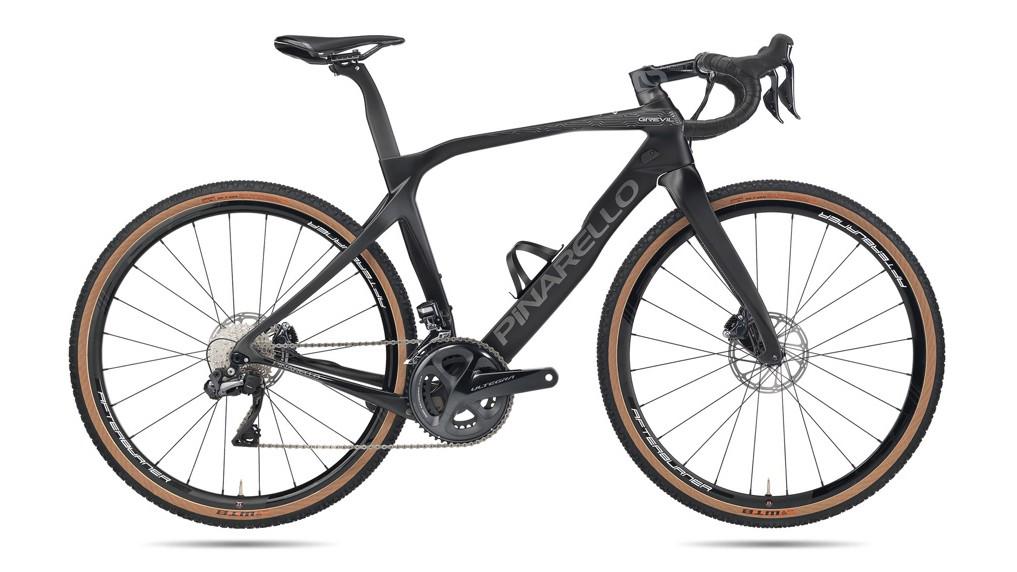 The Grevil is Pinarello's all-new gravel bike