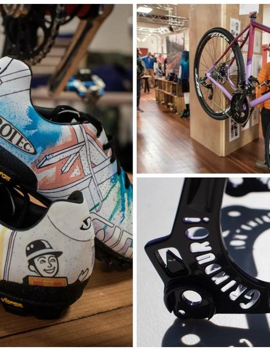 Grinduro showcases all sorts of custom creations