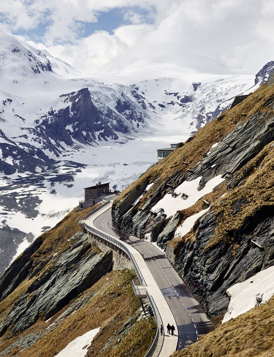 Grossglockner – 'big bell' in German – delivers rugged beauty in spades