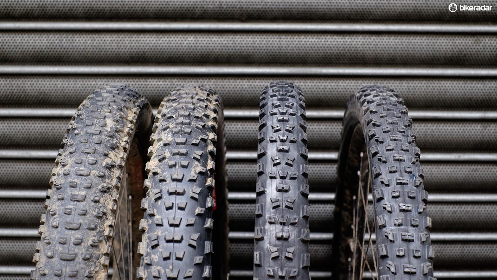 New rubber is a surefire way to improve your bike's performance without breaking the bank