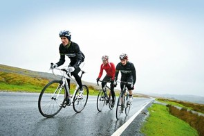 Riding in the rain takes a bit more skill and technique, but these are relatively simple things any cyclist can master