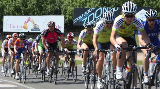 Group riding is a great way to increase speed, meet new people and discover new routes