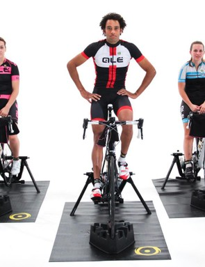 BikeRadar has a range of turbo trainer workouts available online