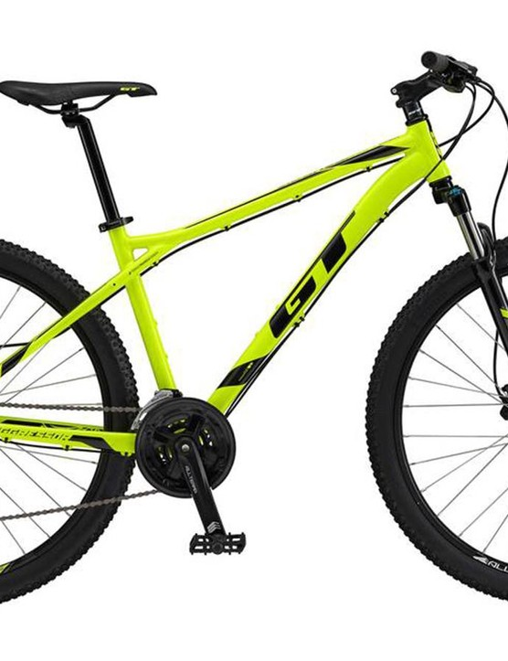 GT has recalled more than 1,200 model year 2017 hardtail mountain bikes