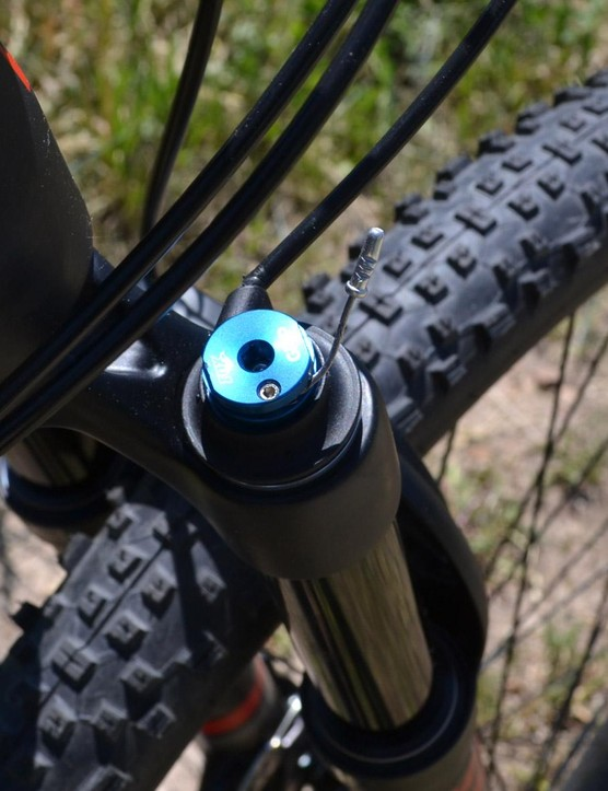 The Float fork features the same sprint ready remote adjustments