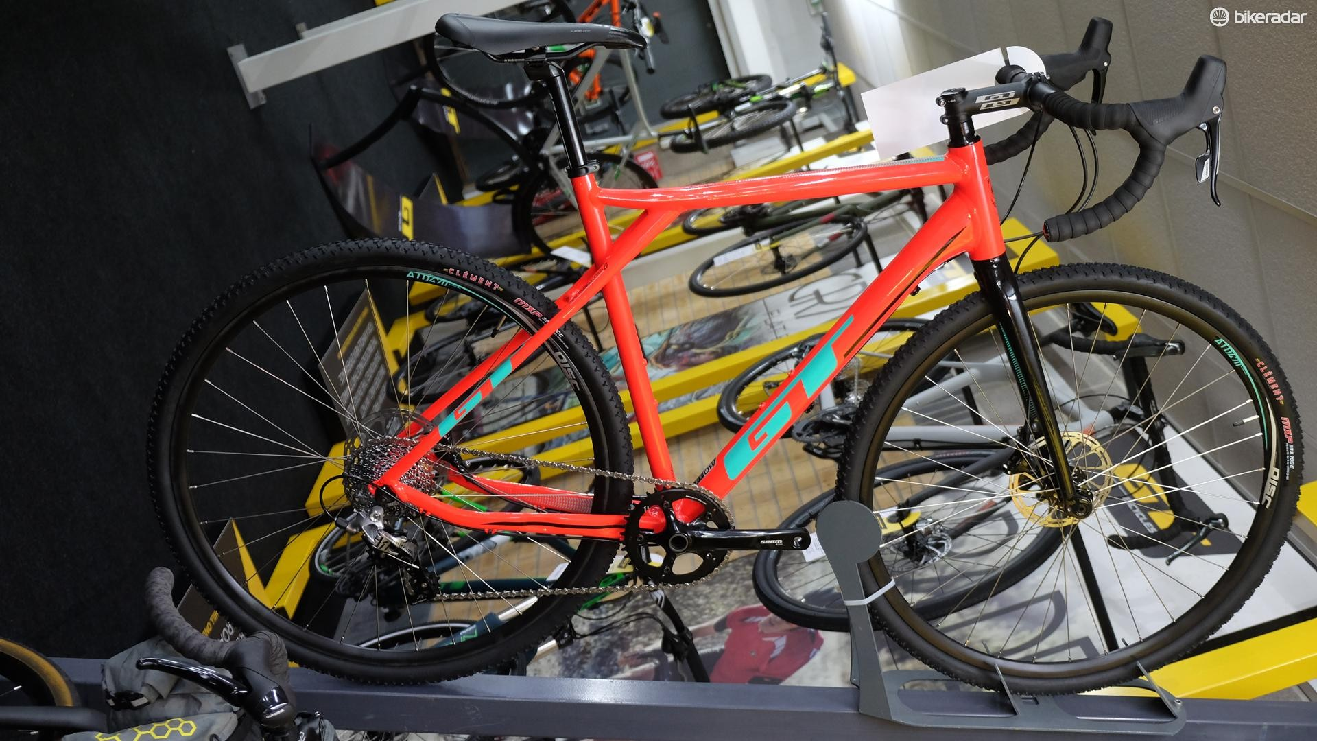 The 2017 GT Grade CX/Rival retails for £1,599