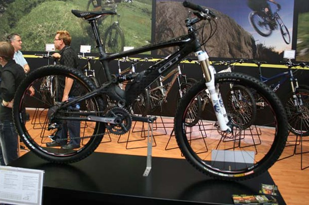 As the name suggests a bike for big rides