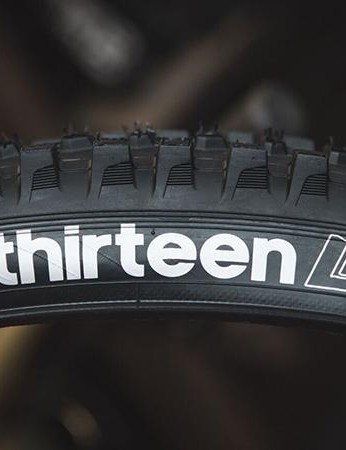 E*13 have a sticky new downhill tyre, available in 27.5