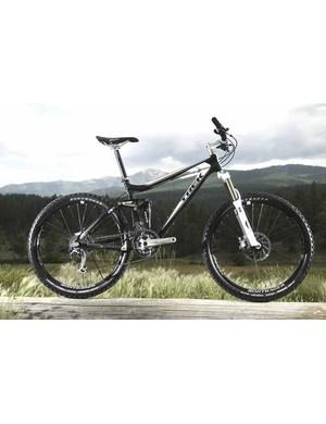 The Fuel EX 8 in none-more-black